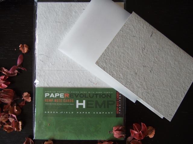 hemp paper: