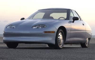 Gm S Ev1 Electric Car
