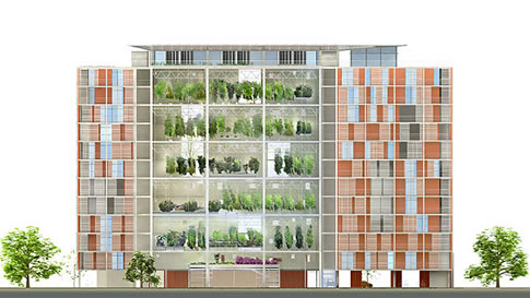 vertical city a solution for sustainable living pdf